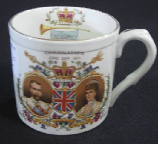 Shelley Coronation Mug